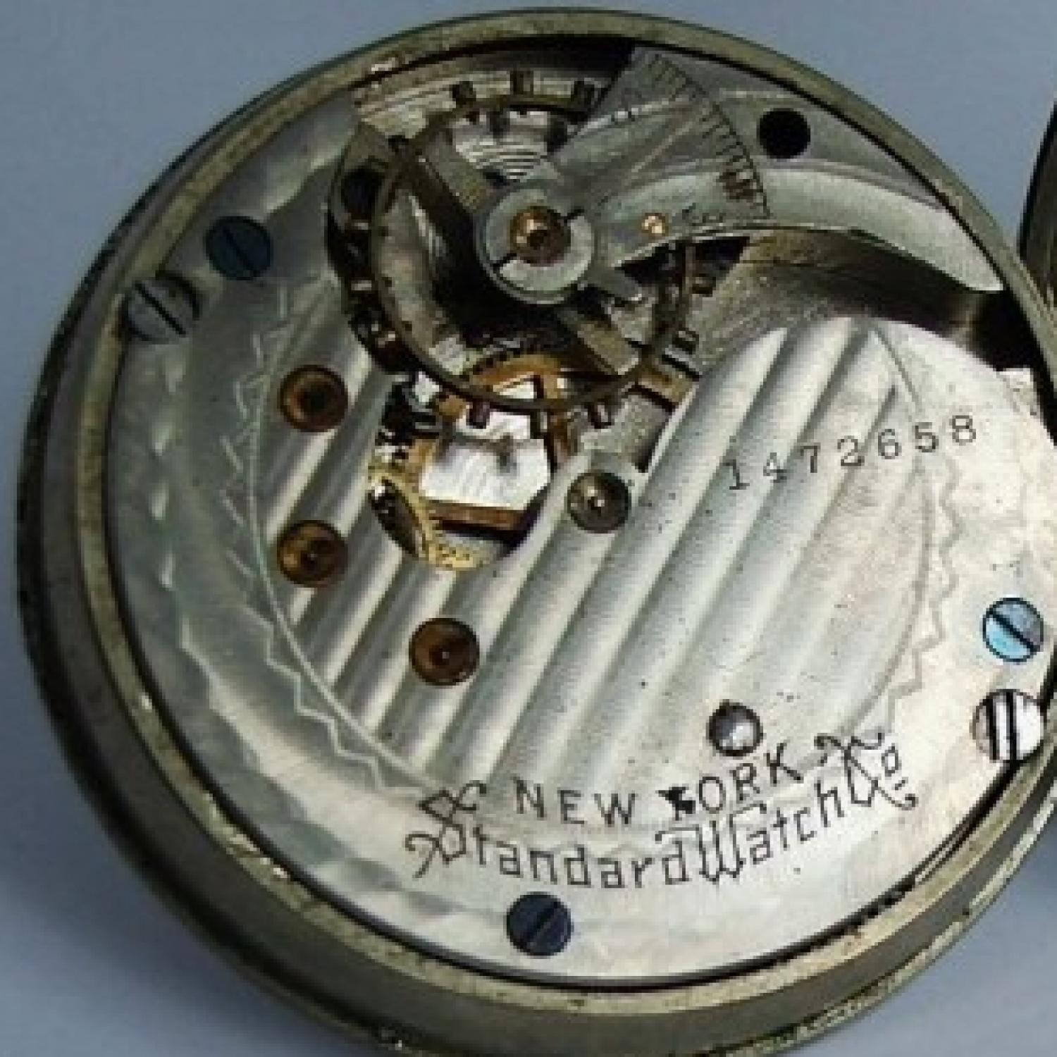 Image of New York Standard Watch Co.  #1472658 Movement