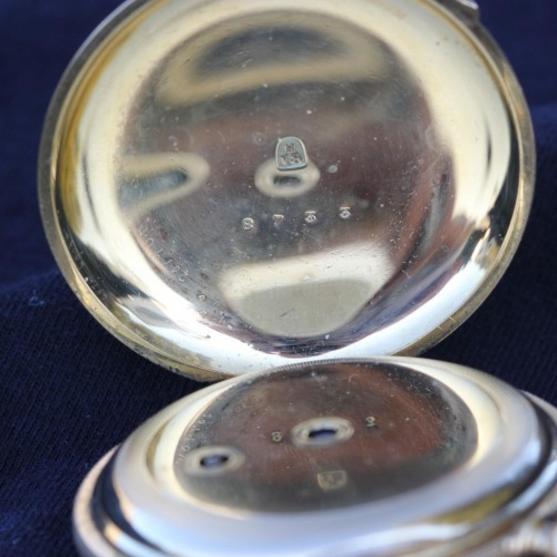 Image of E. Howard & Co. Series III #8461 Case