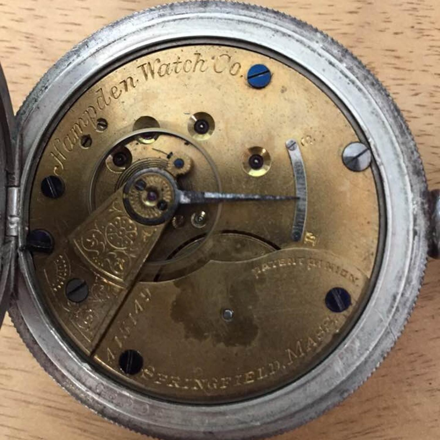 Image of Hampden No. 70 #415149 Movement
