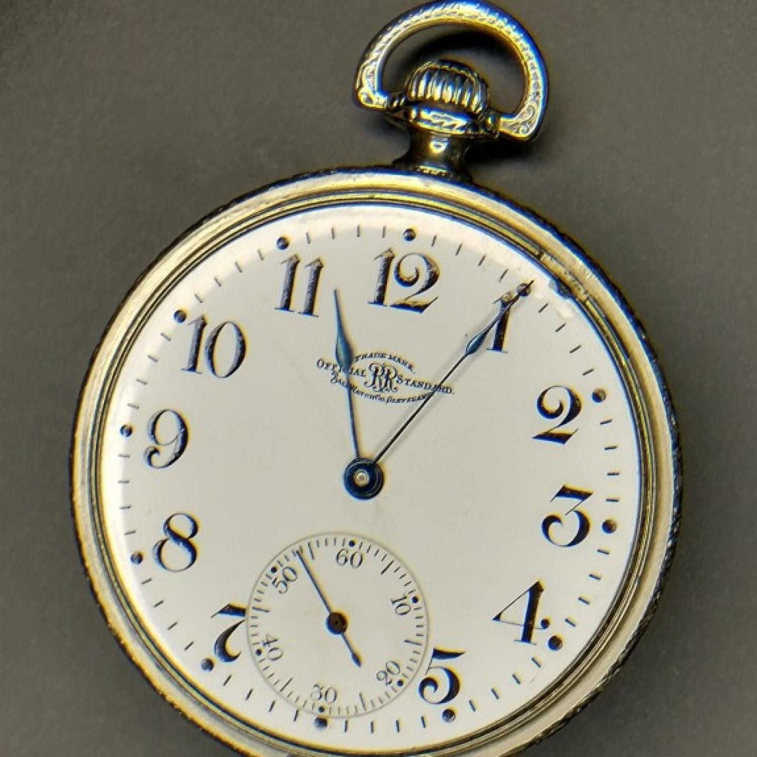Image of Ball - Waltham Official Standard #B208690 Dial