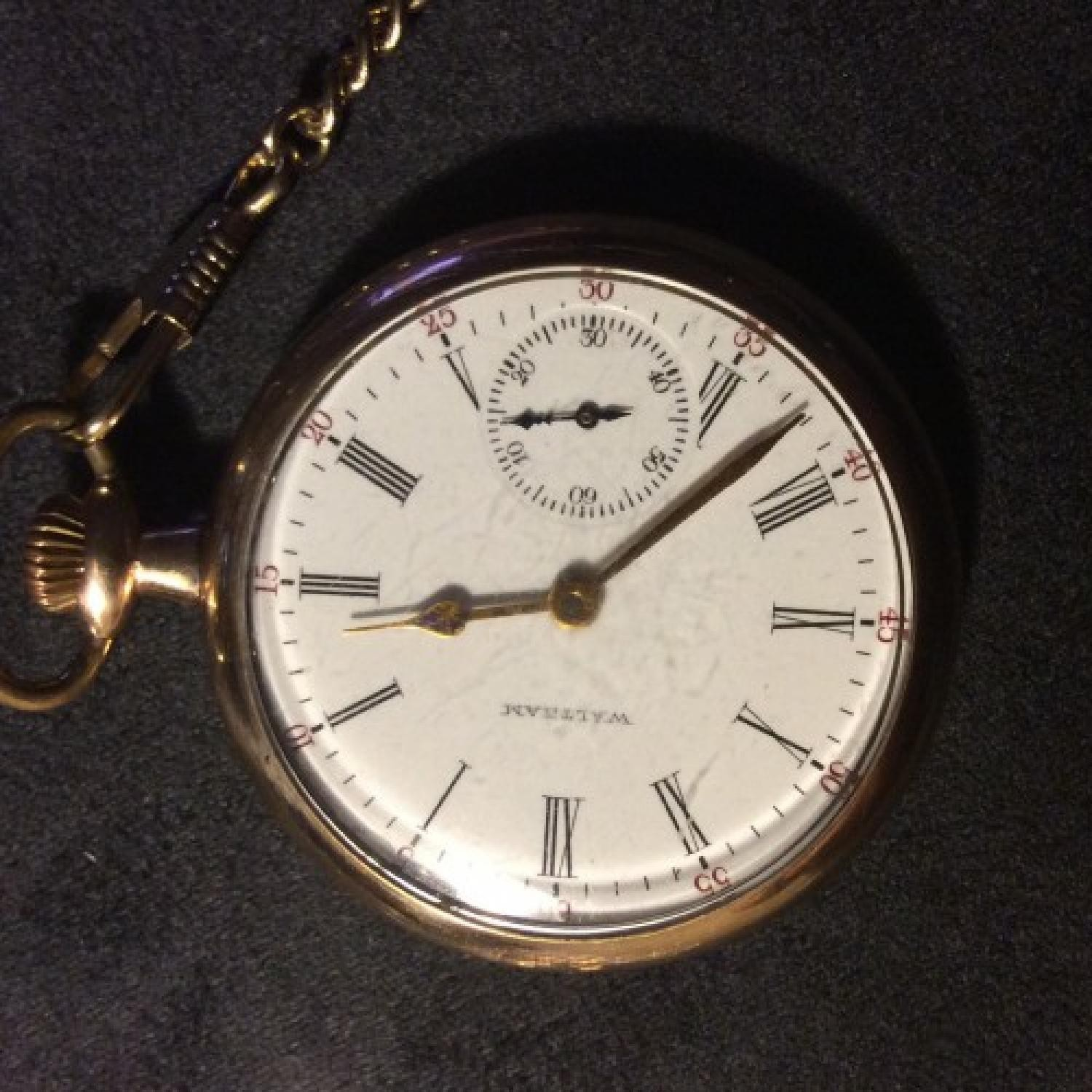 Image of Waltham No. 28 #7797750 Dial
