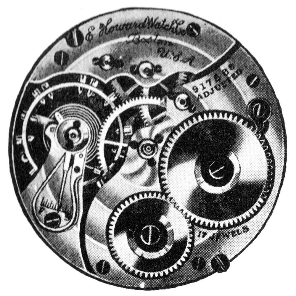 E. Howard Watch Co. (Keystone) Pocket Watch Grade Series 3 #948440