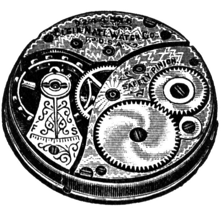 Elgin Grade 269 Pocket Watch Image