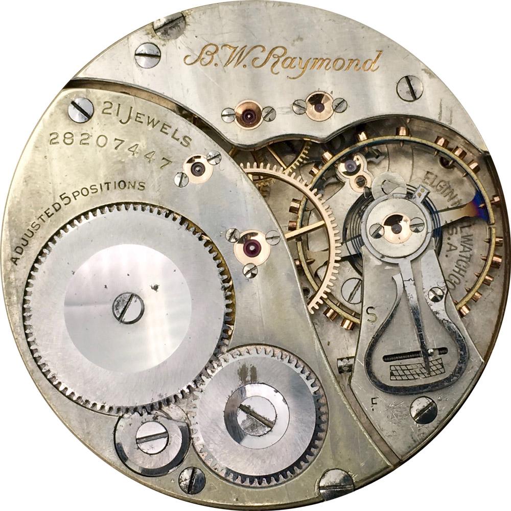 Elgin Pocket Watch Grade 478 #26434656
