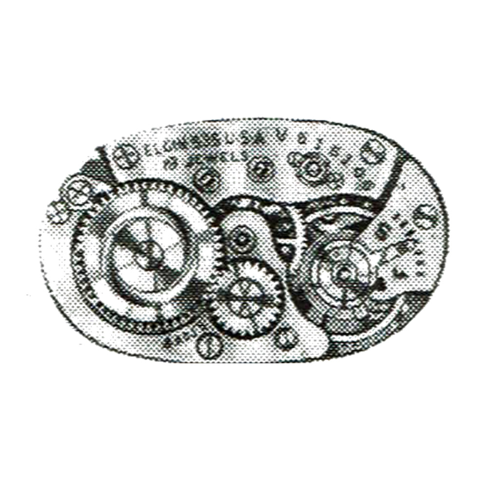 Elgin Grade 533 Pocket Watch Image