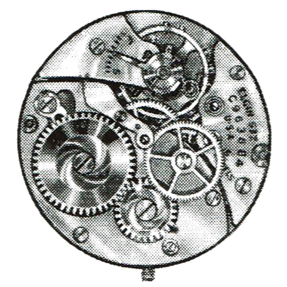 Elgin Pocket Watch Grade 539 #L8633