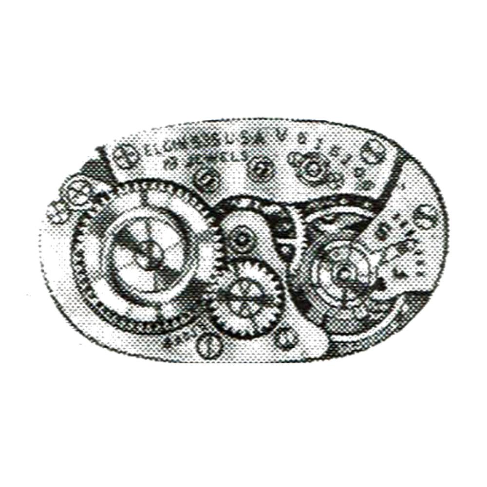 Elgin Pocket Watch Grade 541 #J3