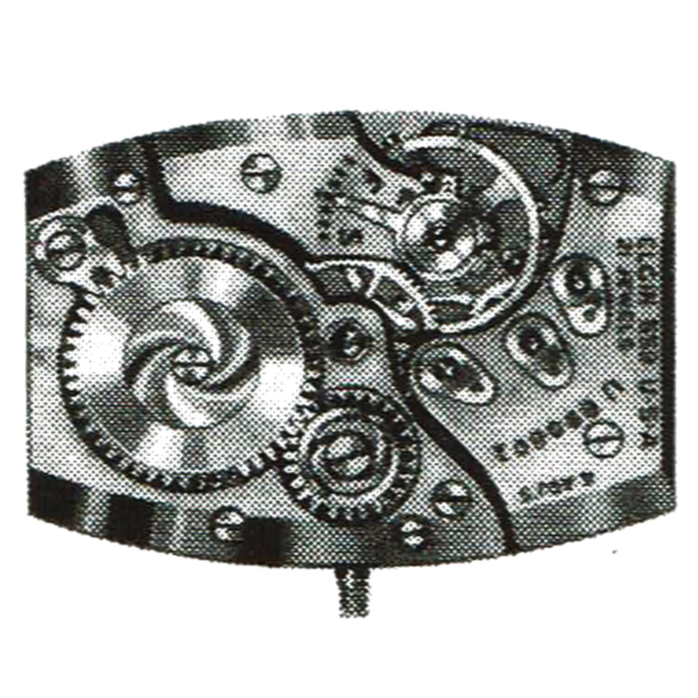 Elgin Pocket Watch Grade 559 #U813144