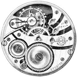 Illinois Pocket Watch Grade 304 #2988143