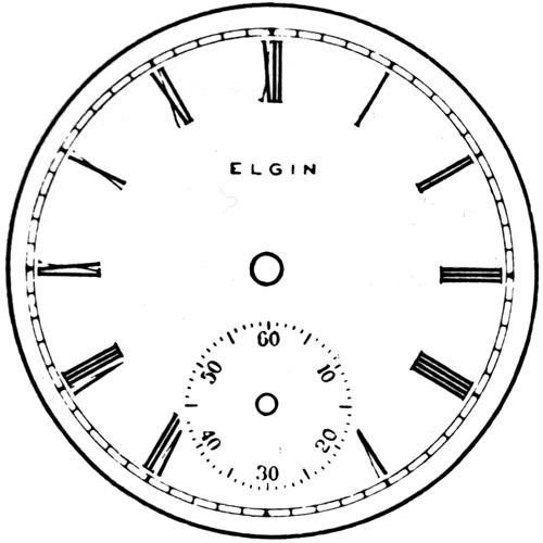 Elgin National Watch Co. Pocke...