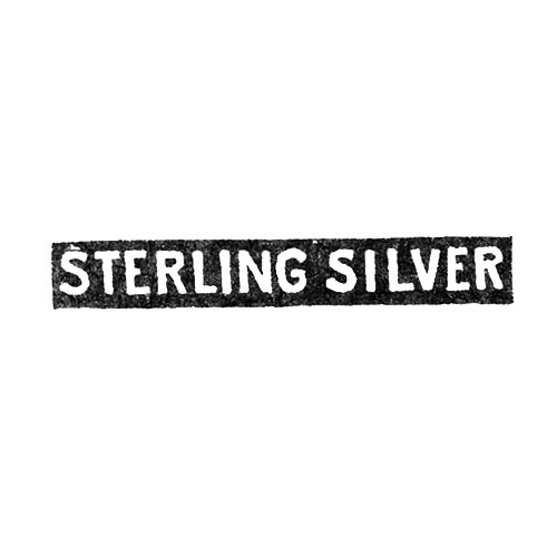 Sterling Silver (American Waltham Watch Co.)