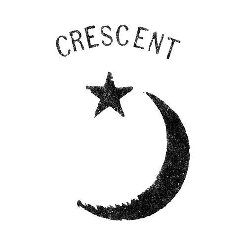 Crescent [Crescent Moon and Star] (Crescent Watch Case Co.)