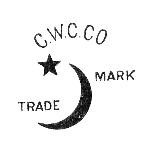 C.W.C.Co. Trade Mark [Crescent Moon and Star] (Crescent Watch Case Co.)