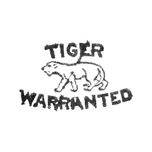 Tiger Warranted [Tiger] (Elgin Giant Watch Case Co.)