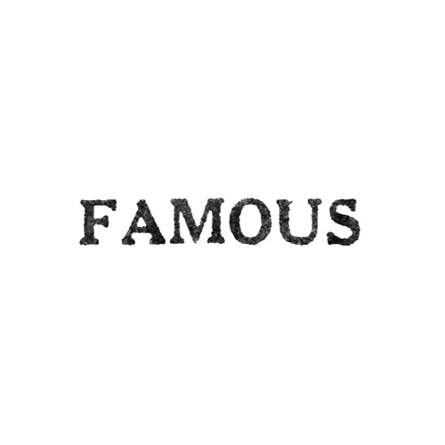 Famous (Elgin Giant Watch Case Co.)