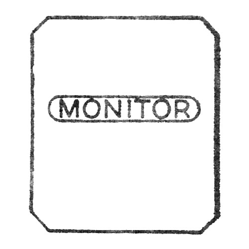 Monitor (Elgin Giant Watch Case Co.)