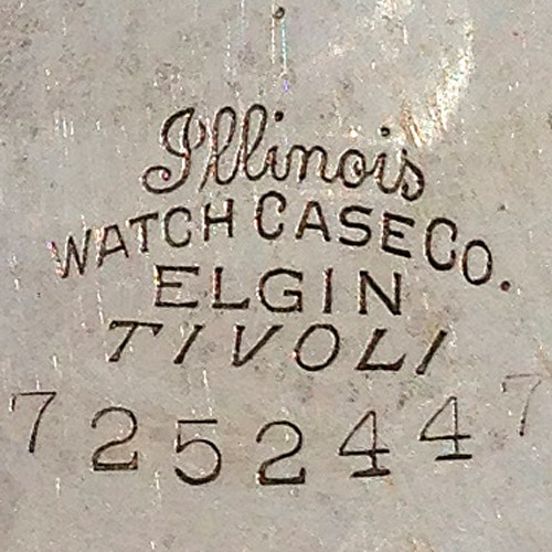 Illinois Watch Case Co. Elgin Tivoli (Illinois Watch Case Co.)