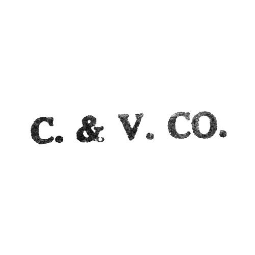 C. & V. Co. (Imperial Jewelery Co.)
