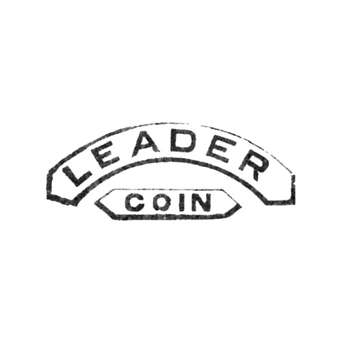 Keystone Watch Case Co  Trademark - Leader Coin
