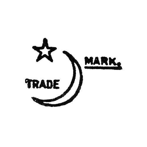 Trade Mark. [Crescent and Star] (Keystone Watch Case Co.)