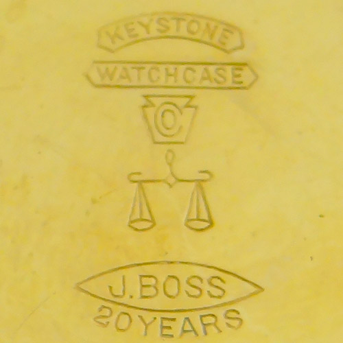 philadelphia watch case company serial number