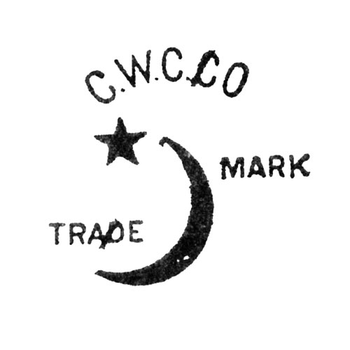 C.W.C.Co Trade Mark. [Crescent and Star] (Keystone Watch Case Co.)