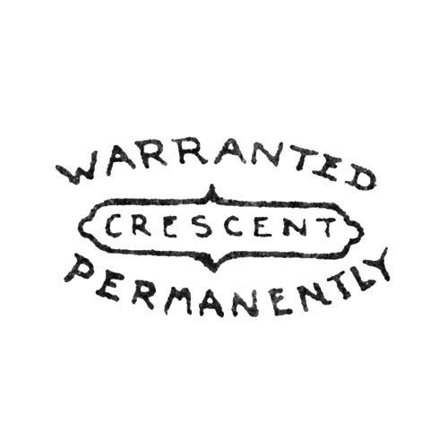 Crescent Warranted Permanently (Keystone Watch Case Co.)