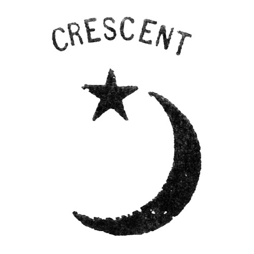 Crescent [Crescent and Star] (Keystone Watch Case Co.)
