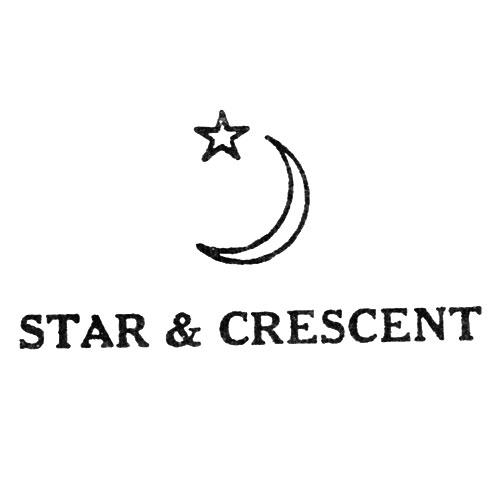 Star & Crescent [Crescent and Star] (Keystone Watch Case Co.)
