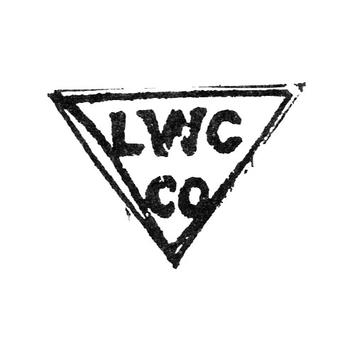 L.W.C Co. [Triange] (Lenox Watch Case Co.)