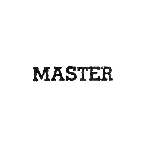 Master (Master Watch Case Co.)