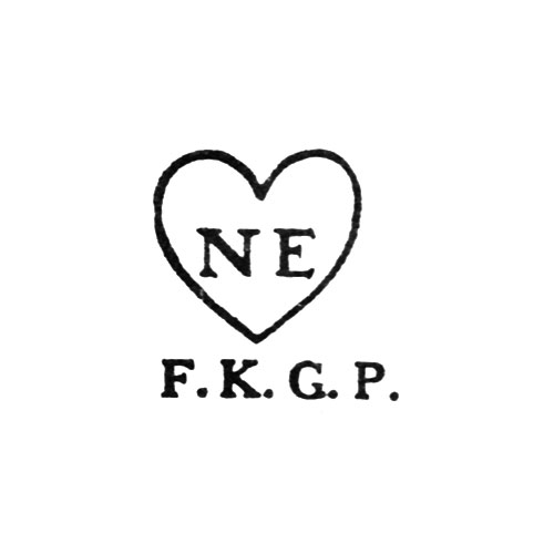 NE [Heart] F.K.G.P. (New England Watch Case & Jewelry Co.)