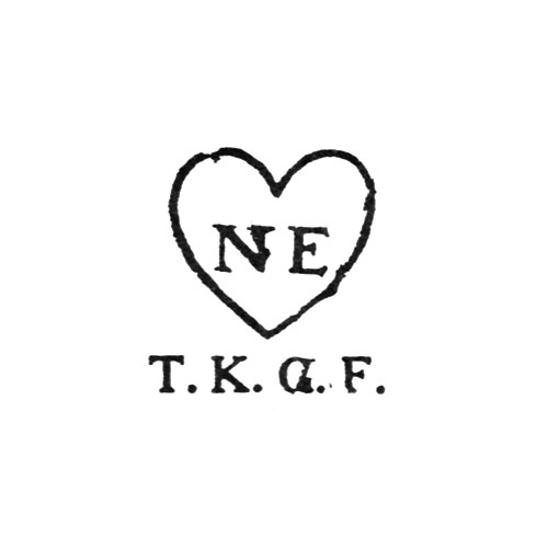 NE [Heart] T.K.G.F. (New England Watch Case & Jewelry Co.)