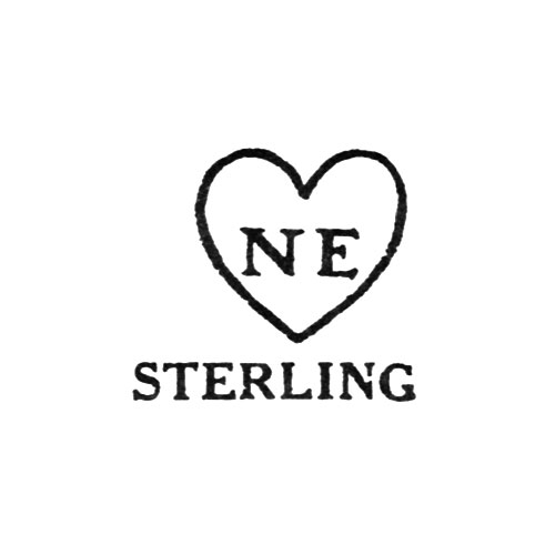 NE [Heart] Sterling (New England Watch Case & Jewelry Co.)