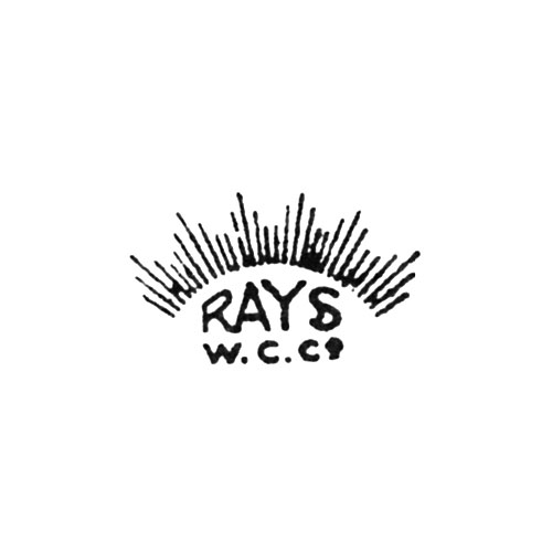 Rays W.C.Co. [Sun Rays] (Rays Watch Case Co.)