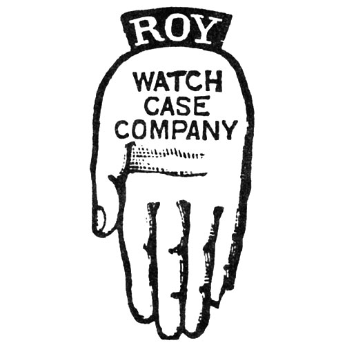 Roy Watch Case Company [Hand] (Roy Watch Case Co.)