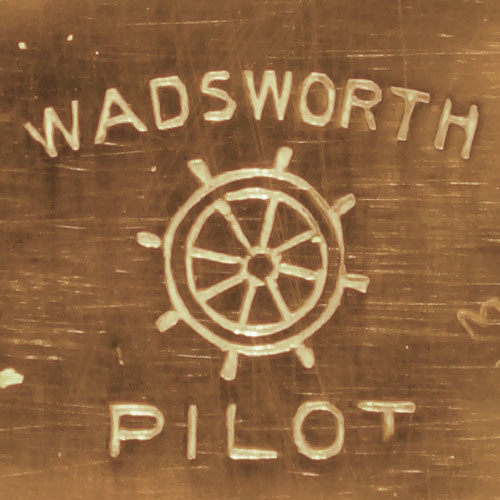 The Pilot Wadsworth Trade Mark [Wheel] (Wadsworth Watch Case Co.)