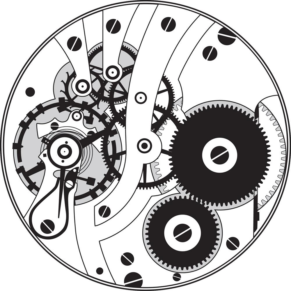 Model 1912 Diagram