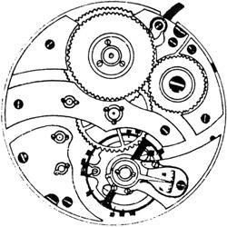 Ball - Hamilton Pocket Watch Grade 998 #B652014