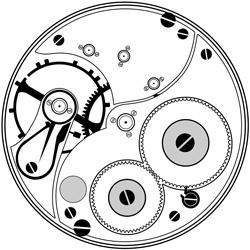 Ball - Waltham Pocket Watch #B260862