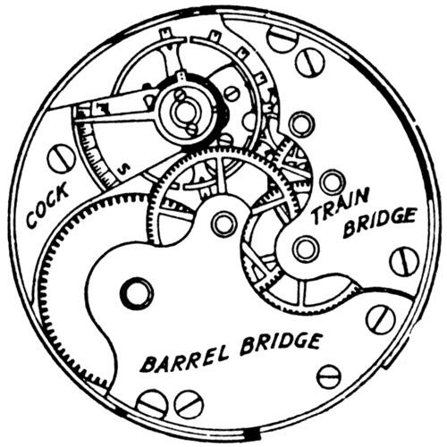 Elgin Pocket Watch Grade 173 #7036714
