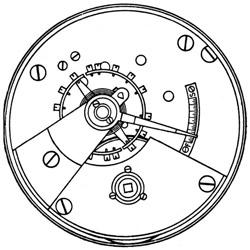 Elgin Pocket Watch #72712