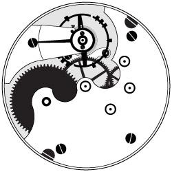 Elgin Grade 65 Pocket Watch Image