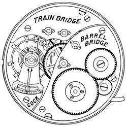 Elgin Pocket Watch #16677843