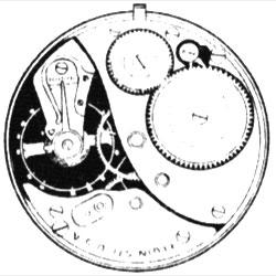 Elgin Pocket Watch #N792186