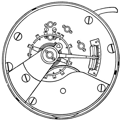Elgin Pocket Watch Grade 169 #6888030