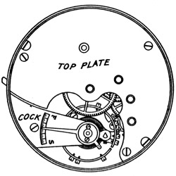 Elgin Pocket Watch #5071352