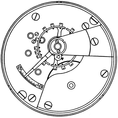 Elgin Grade 145 Pocket Watch Image