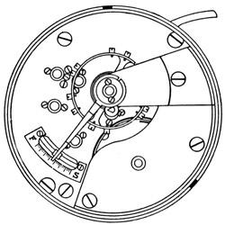 Elgin Pocket Watch #7490265