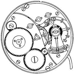 Model 8 Diagram